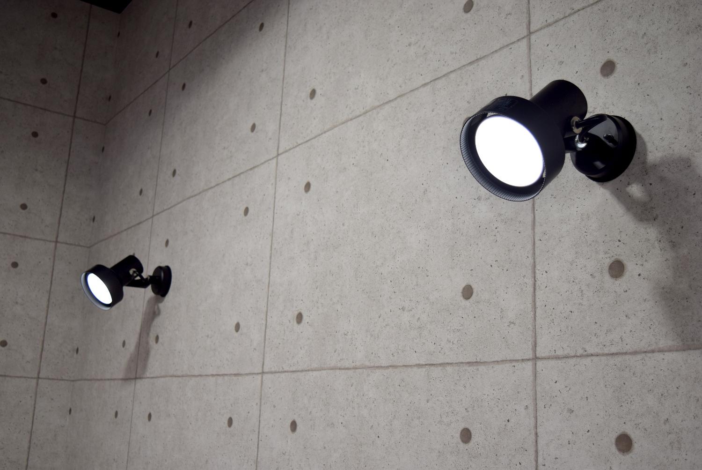 LED壁スポット