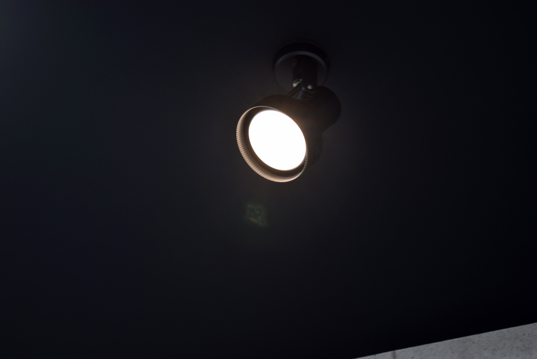 LED天井スポット